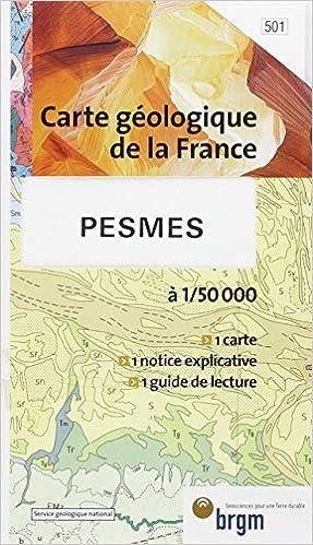 Livre gratuits Carte géologique : Pesmes pdf, epub
