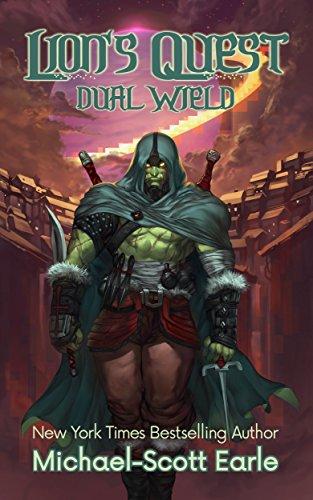 Download PDF Lion's Quest - Dual Wield - A LitRPG Saga