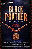 img - for Black Panther Psychology: Hidden Kingdoms (Popular Culture Psychology) book / textbook / text book