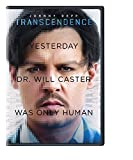 Transcendence (DVD)Dr. Will Caster (Johnny Depp) is the foremost researcher in the field of Artificial Intelligence -- working to create a sentient machine that combines the collective intelligence of everything ever known with the full range of huma...
