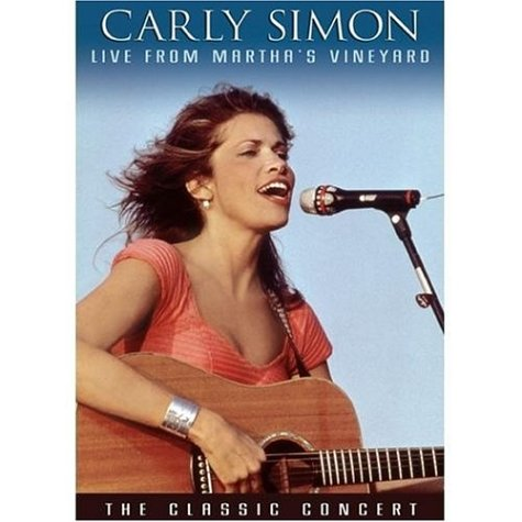 Carly Simon - Live from Martha's Vineyard: The Classic Concert by Grandstand