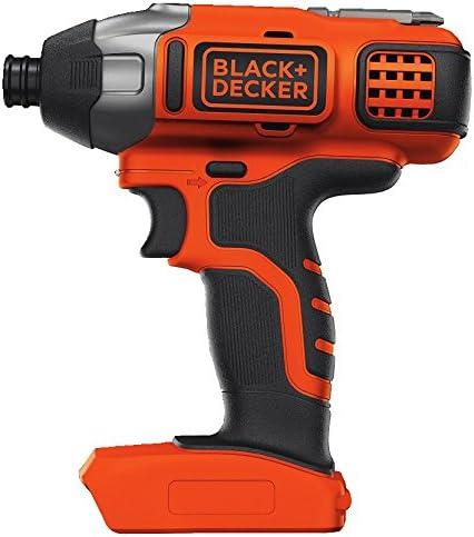 BLACK DECKER BDCI20B 20V MAX Lithium Impact Driver Baretool