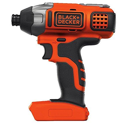 BLACK+DECKER BDCI20B 20V MAX Lithium Impact Driver Baretool
