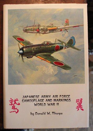 Japanese Army Air Force Camouflage & Markings World War II. (Japanese Camo)
