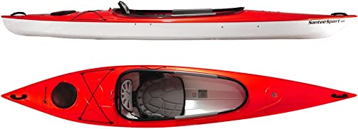 Hurricane Santee 116 Sport Kayak 2018 – Red