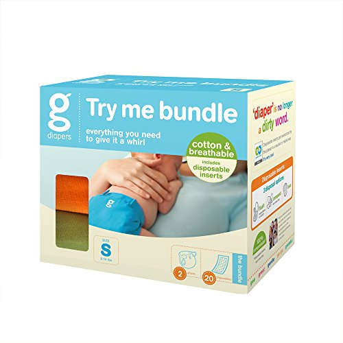 Gdiapers Try Me Bundle