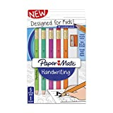 Best Sharpener For Wood Pencils - Paper Mate Handwriting Triangular Wood case Pencil Set Review