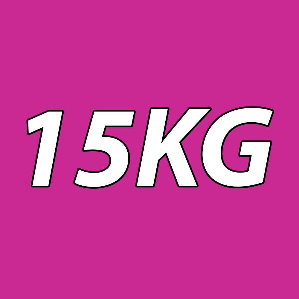 Synergee Games 15kg Colored Women's Pink Cerakote Barbell. Rated 1500lbs for Weightlifting, Powerlifting and Crossfit by Synergee (Image #2)