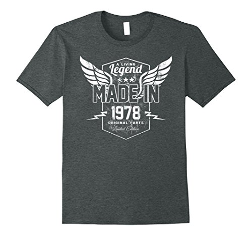 made in 1978 t shirt - 9