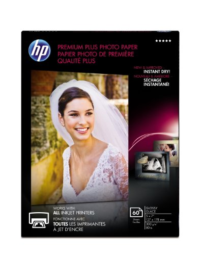 Premium Glossy Inkjet Photo Paper - 8