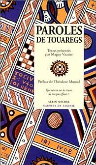 Paroles de Touaregs par Maguy Vautier