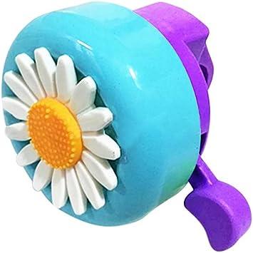Oddity - Timbre de Bicicleta para niños, crisantemo, B: Amazon.es ...