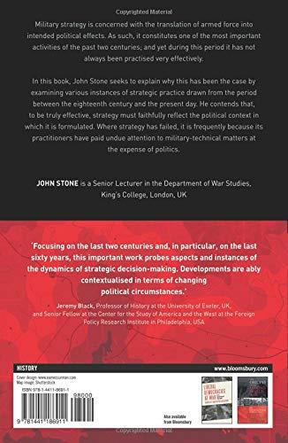 Military Strategy: Amazon co uk: John Stone: 9781441186911