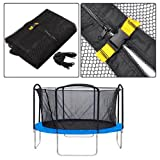 14' Trampoline Enclosure Safety Net Replacement