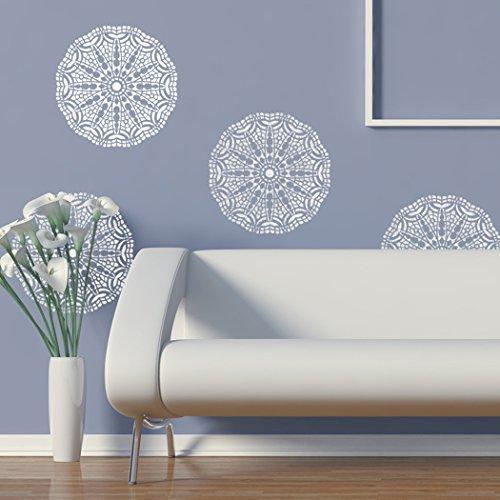 Decorative Paint Stencils - 9