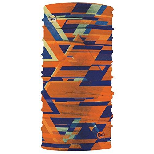 BUFF Unisex Junior UV Multifunctional Headwear, Orange Glow, OSFM