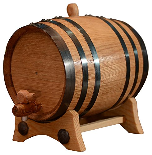 American Oak Barrel | Age your own Tequila, Whiskey, Rum, Bourbon, Wine...