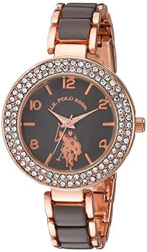 f6561020570 U.S. Polo Assn. Women s Quartz Metal and Alloy Casual Watch