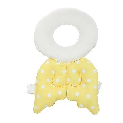 Amazon.com: jiquan bebé de la cabeza Protector, ajustable ...
