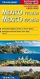 Reisekarte : Mexiko / Yucatán