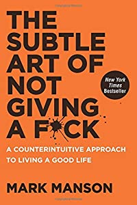 Mark Manson (Author) (1405)  Buy new: $24.99$14.99 88 used & newfrom$3.51
