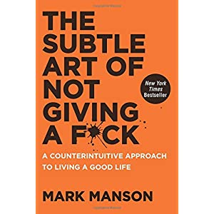 Mark Manson (Author)  (1409)  Buy new:  $24.99  $14.99  87 used & new from $10.83