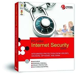 PC-Cillin Internet Security 2005 - Single User