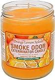 Smoke Odor Exterminator Smoke Odor Exterminator Candle Orange Lemon Splash 13 oz, SYNCHKG017866, Synthetic, Orange Lemon…