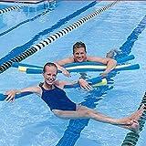 Pannow Set of 6 Foam Pool Noodles, Swim Noodles Swim Toys Ideal