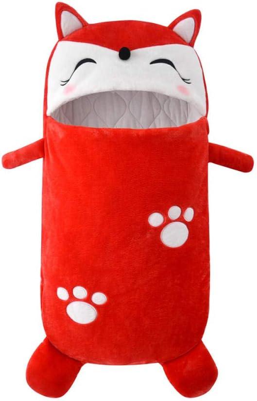 Joli sac de couchage /épais et chaud automne et hiver nouveau-n/é anti-kick hiver enfant sac de couchage couette b/éb/é couette 80cm0-18 mois-Anpanman/_80cm saco de dormir de dormir