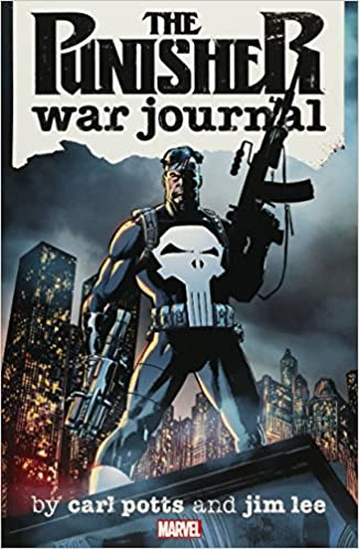 amazon punisher war journal by carl potts jim lee carl potts