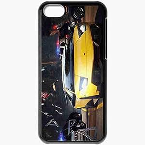 diy phone casePersonalized iphone 5/5s Cell phone Case/Cover Skin Hot Pursuit Lamborghini Games Blackdiy phone case