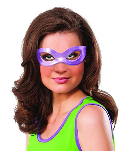Tmnt Eye Mask (Teenage Mutant Ninja Turtles Adult Eye Mask TMNT - Purple - Donatello)