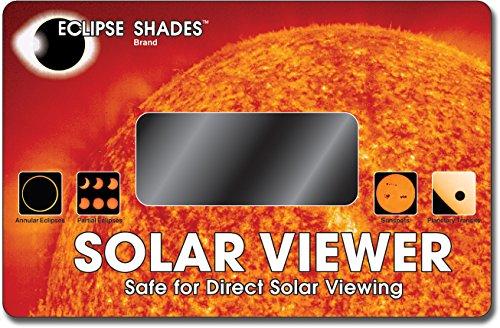Welders Glass Solar Eclipse Viewer Pleasing