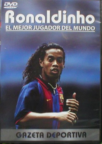 Ronaldinho:The Best Player in the World (Ronaldinho Soccer Dvd)