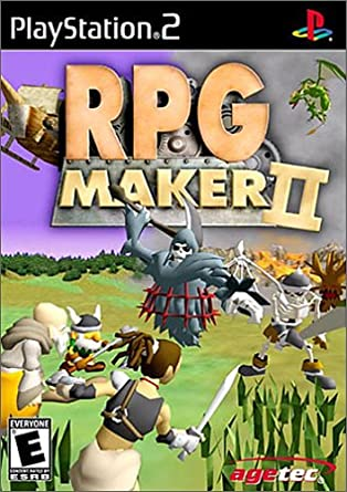 Rpg Maker 2 - PlayStation 2: Playstation 2: Computer and