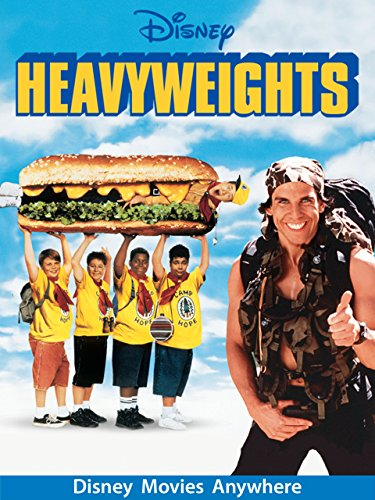 Heavyweights movie review
