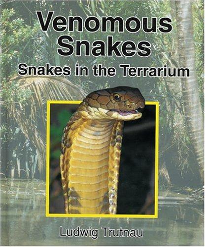 Venomous Snakes: Snakes in the Terrarium (Vol 2) by Brand: Krieger Pub Co
