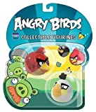 Angry Birds Figurines, White/Red (Pack of 2)