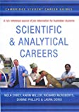 Scientific and Analytic Careers, Nola Errey and Karin Miller, 0521609623