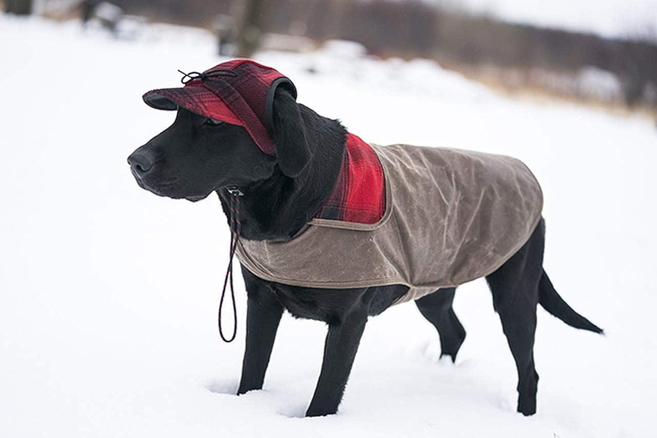 Winter Cotton Pet Coat Stormy Kromer Waxed Dog Jacket