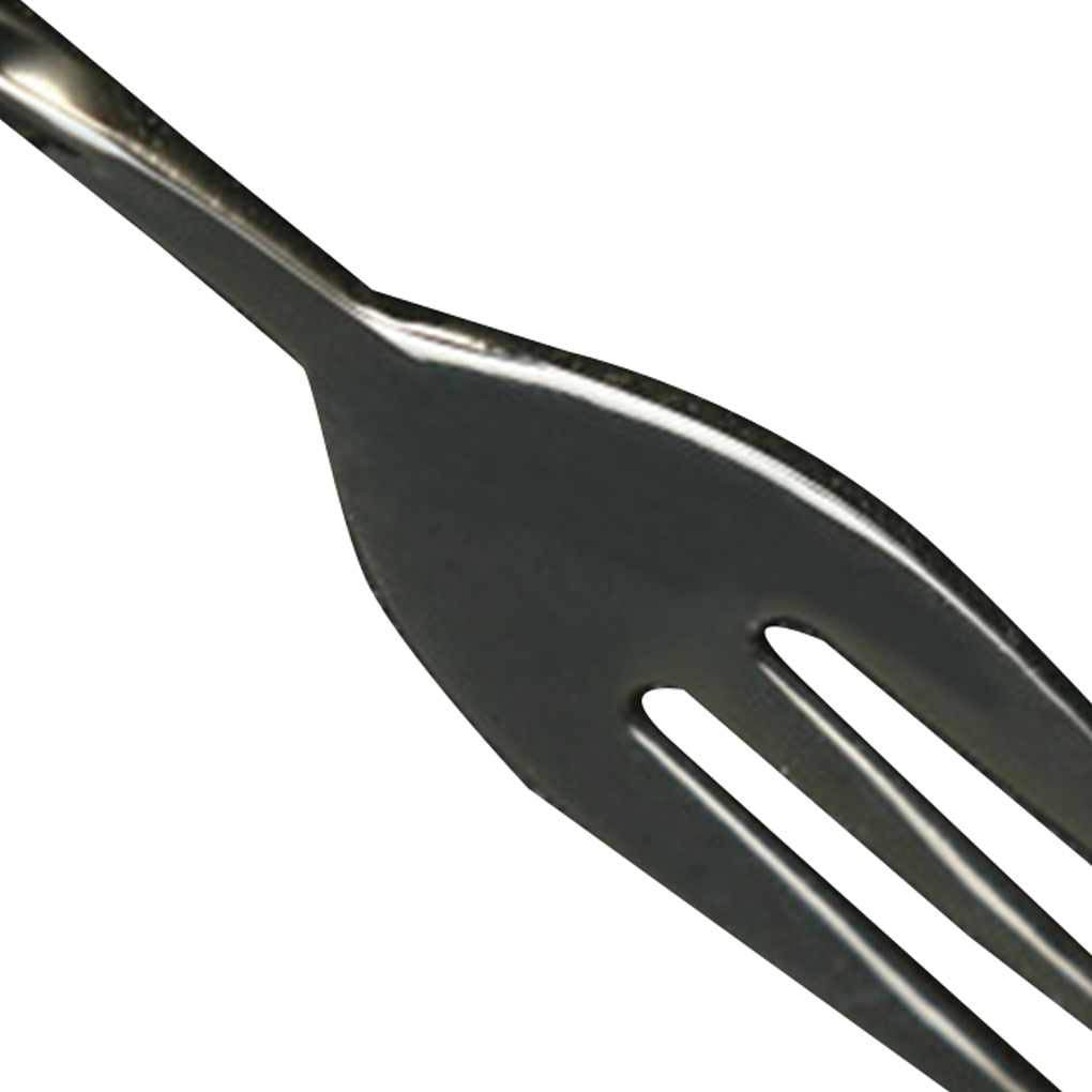 omkuwlQ Stainless Steel Bar Double-Headed Cocktail Twisted Mixing Stirring Spoon Fork Spiral Pattern Long Swizzle Stick