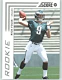 #5: 2012 Score Football Card #360 Nick Foles RC - Philadelphia Eagles (RC - Rookie Card)(NFL Trading Card)
