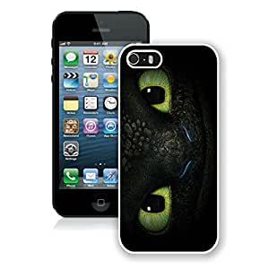 Fashionable How To Train Your Dragon 2 iPhone 5 5s 5th Generation Case in White