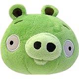 Angry Birds Plüschfigur 20 cm Schwein grün Plüsch Stofftier Beanie