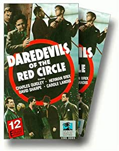 Daredevils of the Red Circle [VHS]