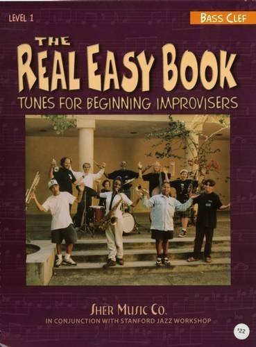 The Real Easy Book, Level 1: Tunes for Beginning Improvisers (bass clef)