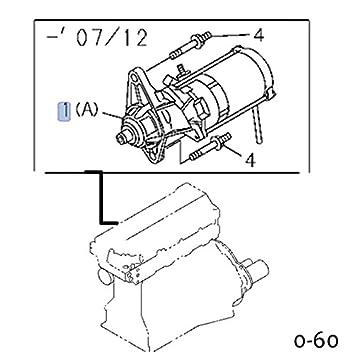 Ford Starter Solenoid Diagram