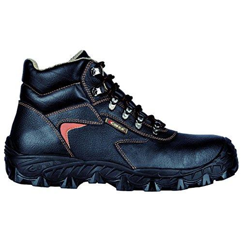 Cofra New Atlantic S3 SRC Paire de Chaussures de sécurité Taille 40 Noir