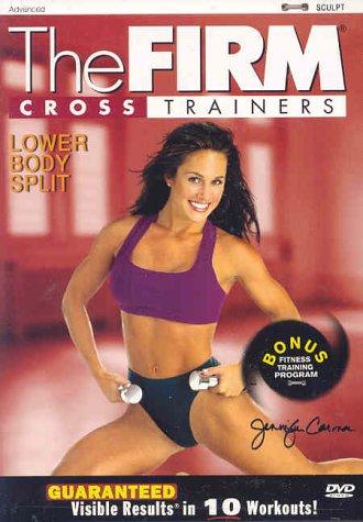 (The Firm Cross Trainers: Lower Body Split)